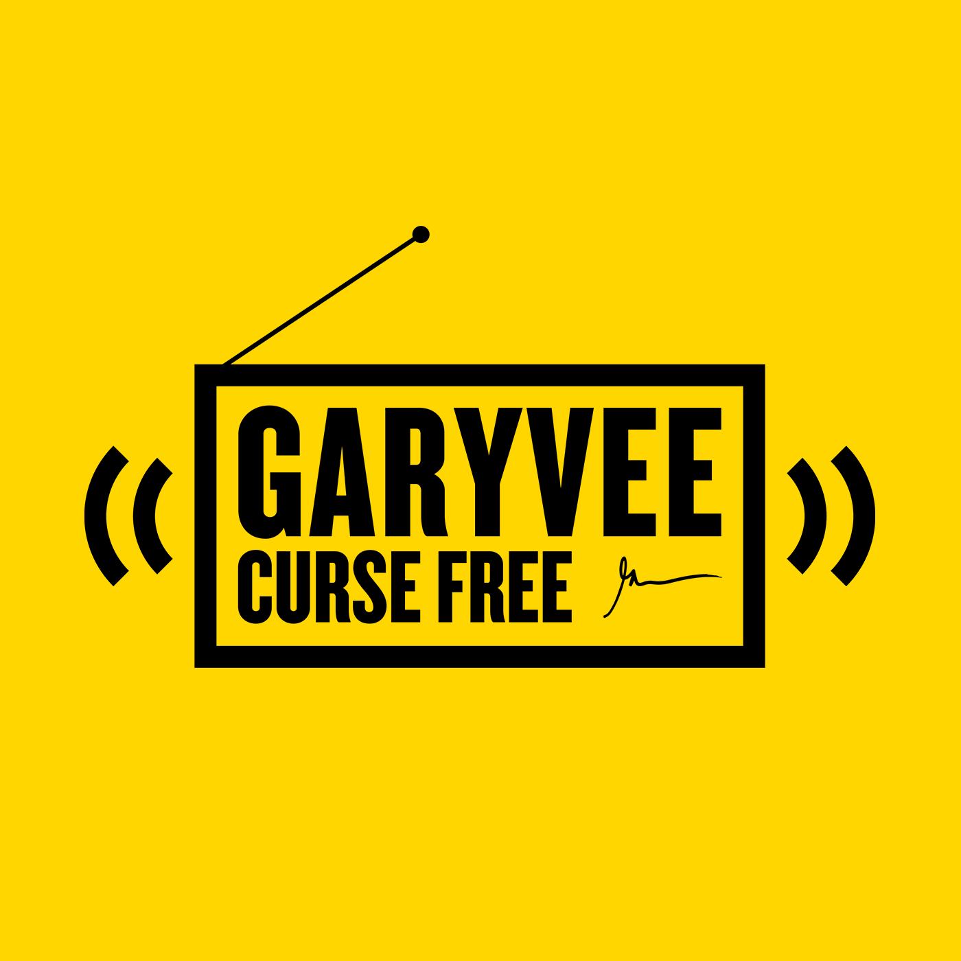 Curse Free GaryVee show art