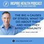Artwork for The Big 4 Causes Of Stress, What To Do About Them And How They Affect Immunity - Dr. Jason Loken ND : IHP44