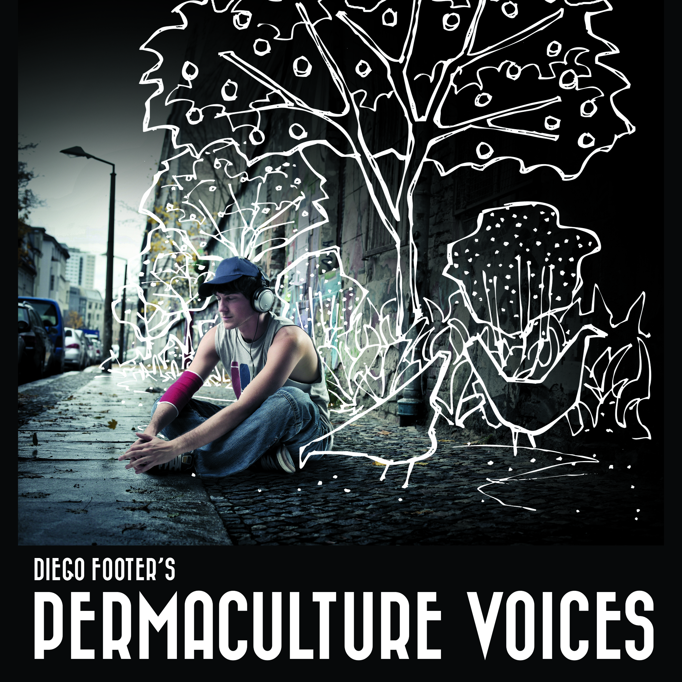 Permaculture Voices logo