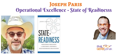 State of Readiness - Joseph Paris