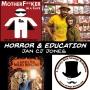 Artwork for Horror & Education - Jan C.J. Jones