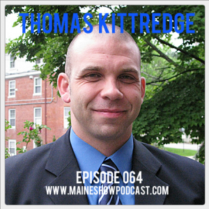 Episode 064: Thomas Kittredge