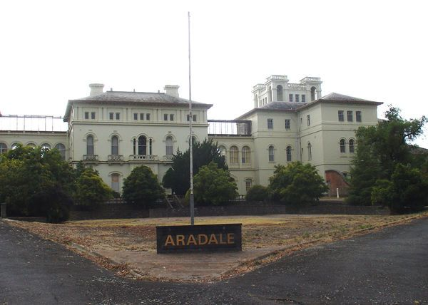 Ep. 292 - Aradale Asylum in Australia