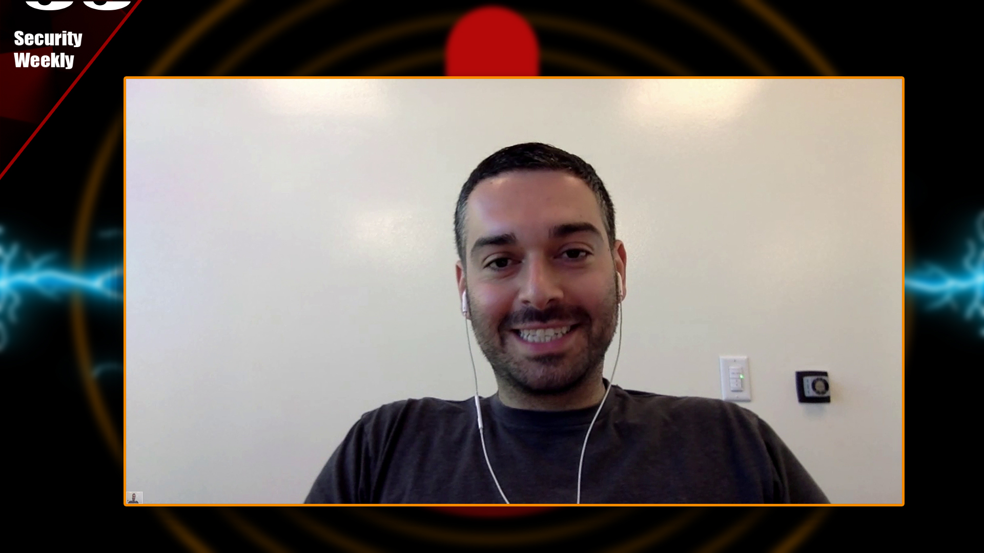 Artwork for Ali Golshan, StackRox - Startup Security Weekly #48