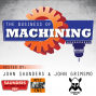 Artwork for WE LOVE CNC MACHINES! Y-Axis Lathes, 5-Axis Machining, Improving Tolerances, and Improving Workflow Processes