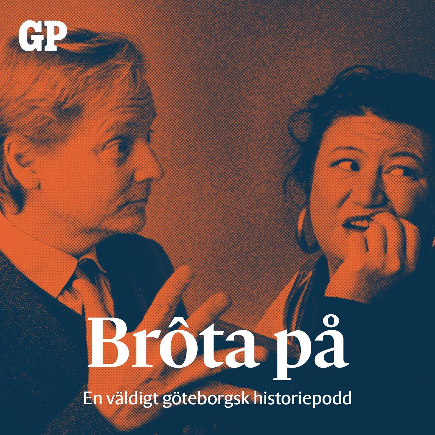 Brôta på! show art