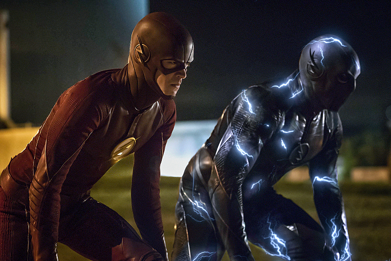 Episode 354: The Flash - S2E23 - The Race of His Life