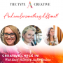 Artwork for S2Ep19: CREATIVE CHECK IN with Jackie Dodson and Emily Holmes