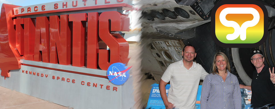 tspp #265- Atlantis at The Kennedy Space Center w/ Emily Howard of PGAV! 4/13/14