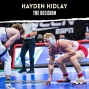 Artwork for Four-time All-American Hayden Hidlay and The Decision - NCS80