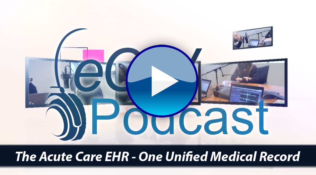 The Acute Care EHR - One Unified Medical Record