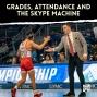 Artwork for April update with coach Pat Popolizio through the Skype machine - NCS66