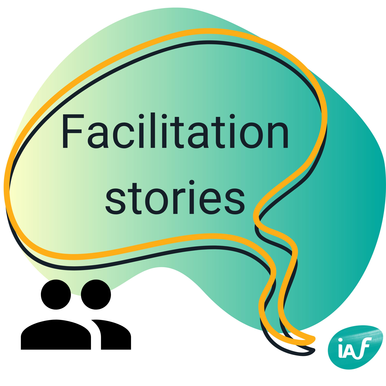 Facilitation Stories show art