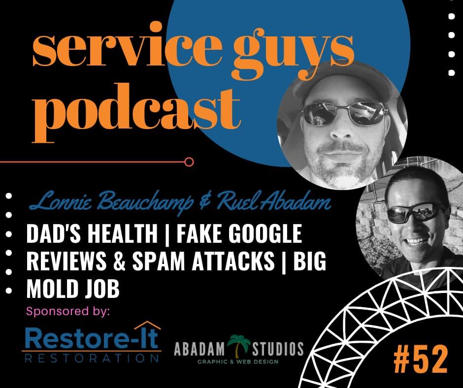 Service Guys Podcast #52