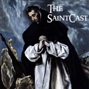 SaintCast #103, St. Dominic, new timely and astronomical St. Jeopardy, audio feedback line +1.312.235.2278