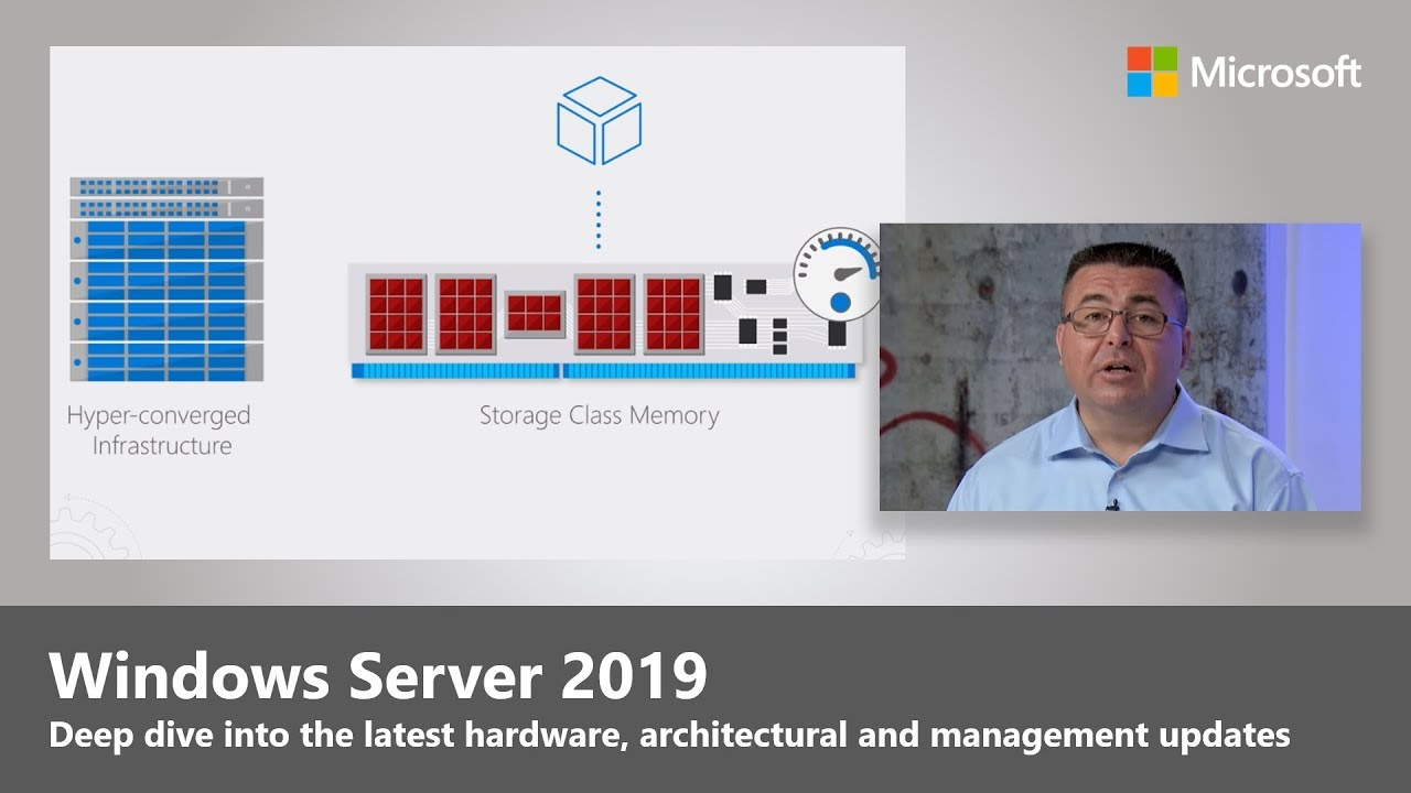 Artwork for Deep dive on Windows Server 2019 updates
