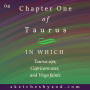 Artwork for Chapter One of Taurus