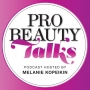Artwork for Episode 31: Pro Beauty Talks with Malynda Vigliotti: Eyebrow Queen & Founder of Boom Boom Brow Bar