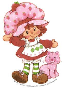 Episode 55 – Strawberry Shortcake
