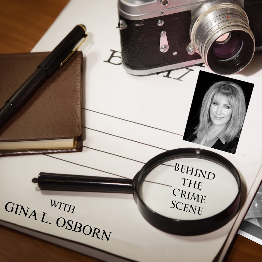 Behind The Crime Scene show art