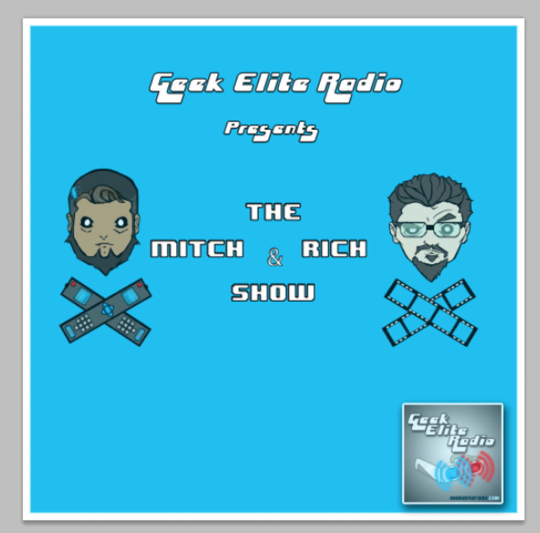 Artwork for The Mitch & Rich Show - Episode 8 Tim Stabers