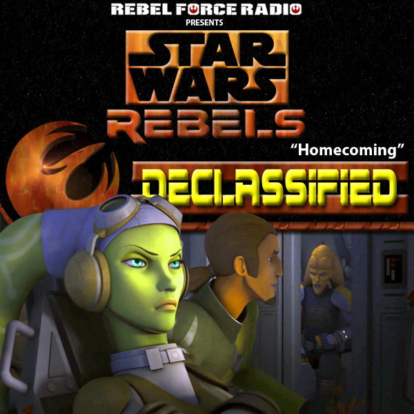 "Star Wars Rebels: Declassified: ""The Homecoming"""