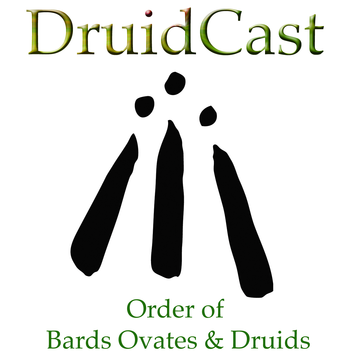 Artwork for Promo 1 - A short promo for the DruidCast podcast