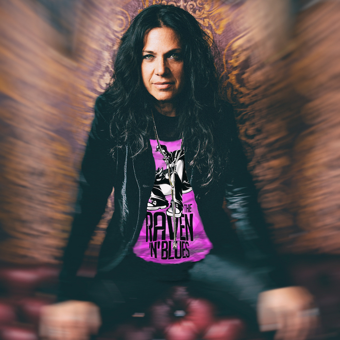 Sari Schorr on the Raven and Blues