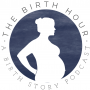 Artwork for 235| Hospital Induction Turned Cesarean Birth Story - Leslie Maggitt