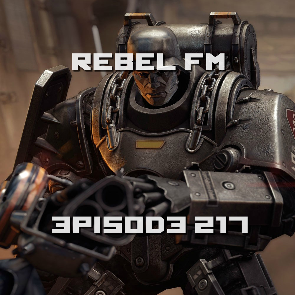 Rebel FM Episode 217 - 05/23/2014