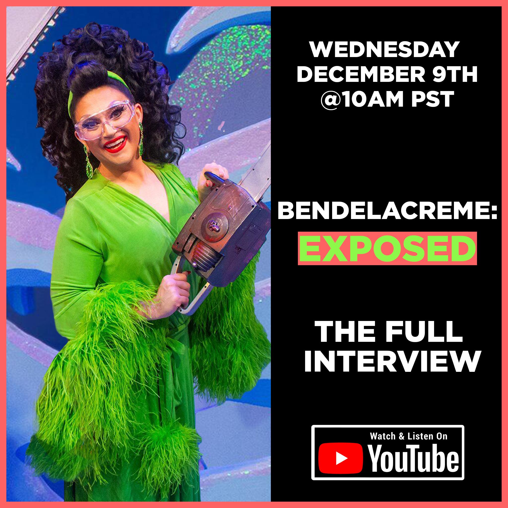 S2E11 - BenDeLaCreme: Exposed (The Full Interview)