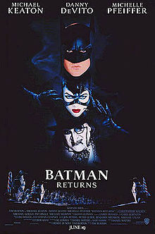 Batman Returns Commentary