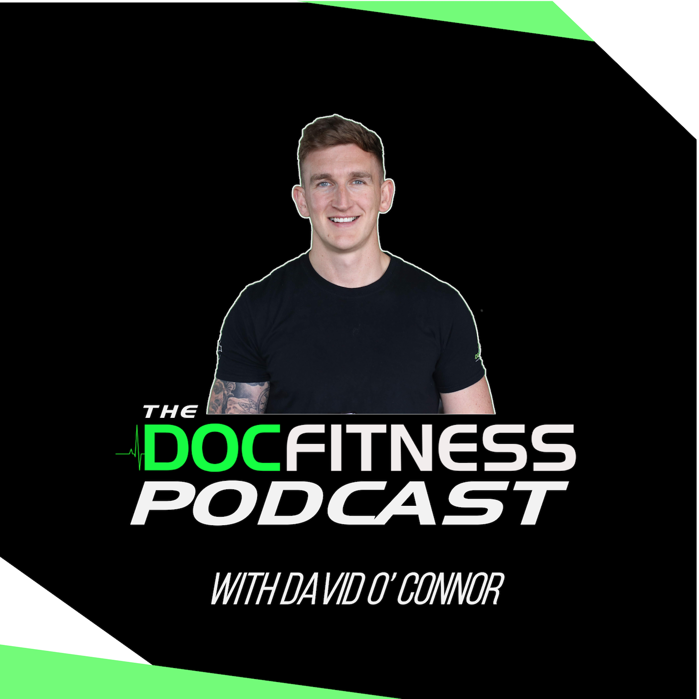The Doc Fitness Podcast: Mindset | Nutrition | Training show art