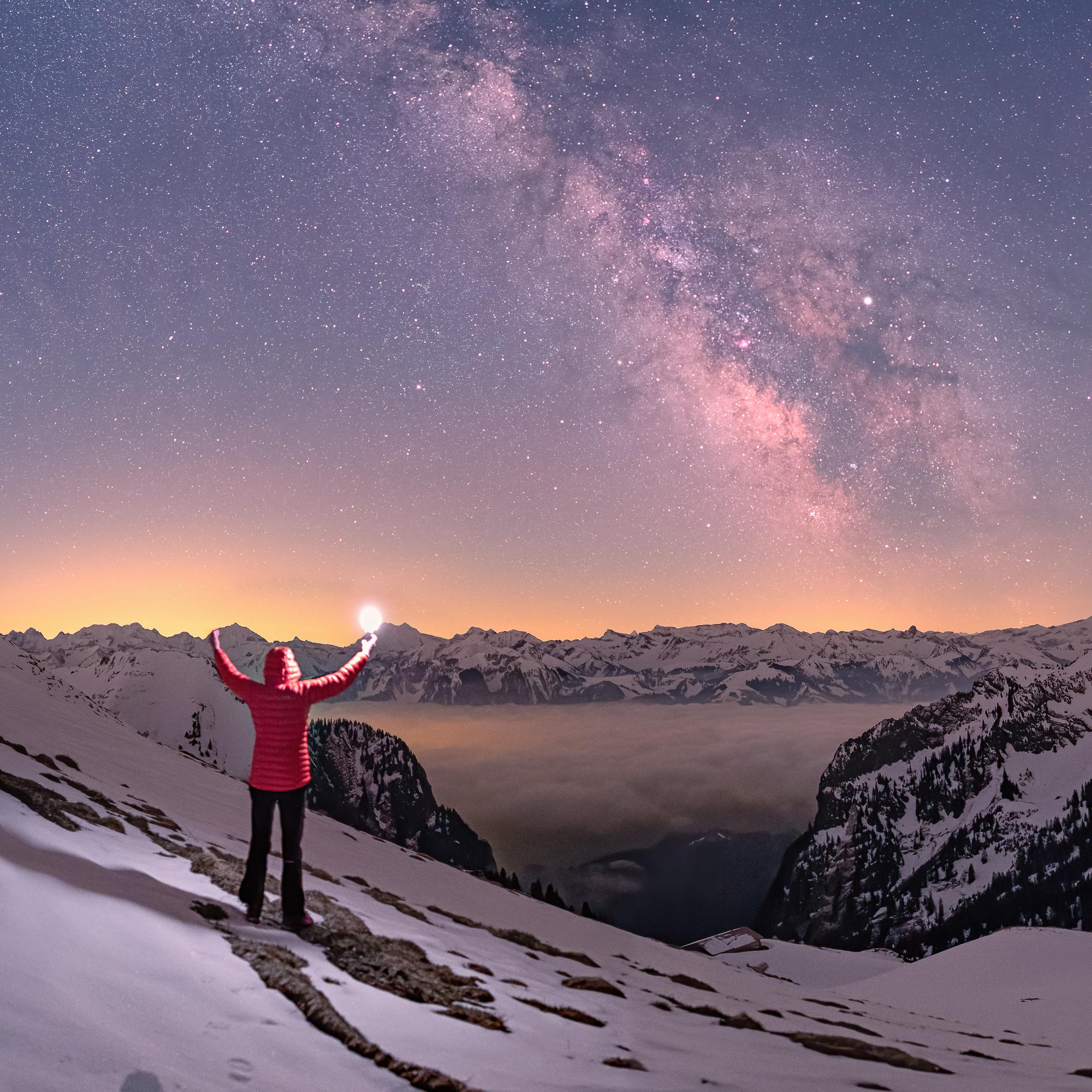 Sterne fotografieren mit Anja Kallenbach