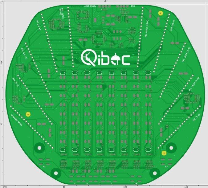 CPU-baseboard