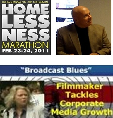 Sue Wilson's Broadcast Blues, The Homelessness Marathon on KKFI, and Nuclear Weapons Plant CAP