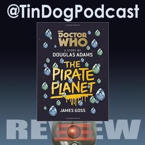 TDP 644: Doctor Who - The Pirate Planet Book Review