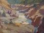 "Artwork for #18: Carole Gray-Weihman, Judson Monroe ""Rosemary of Palette Knives"""