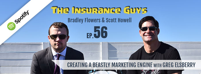 Insurance Guys Podcast | Greg Elsberry | Cole-X Dates