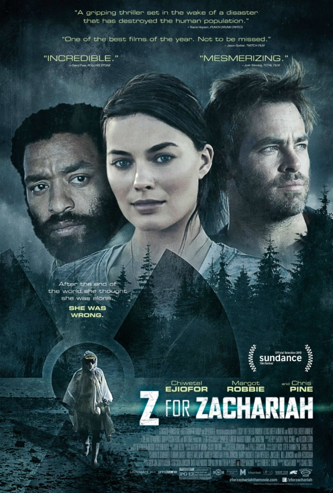 Z for Zachariah / Desert Island Actors