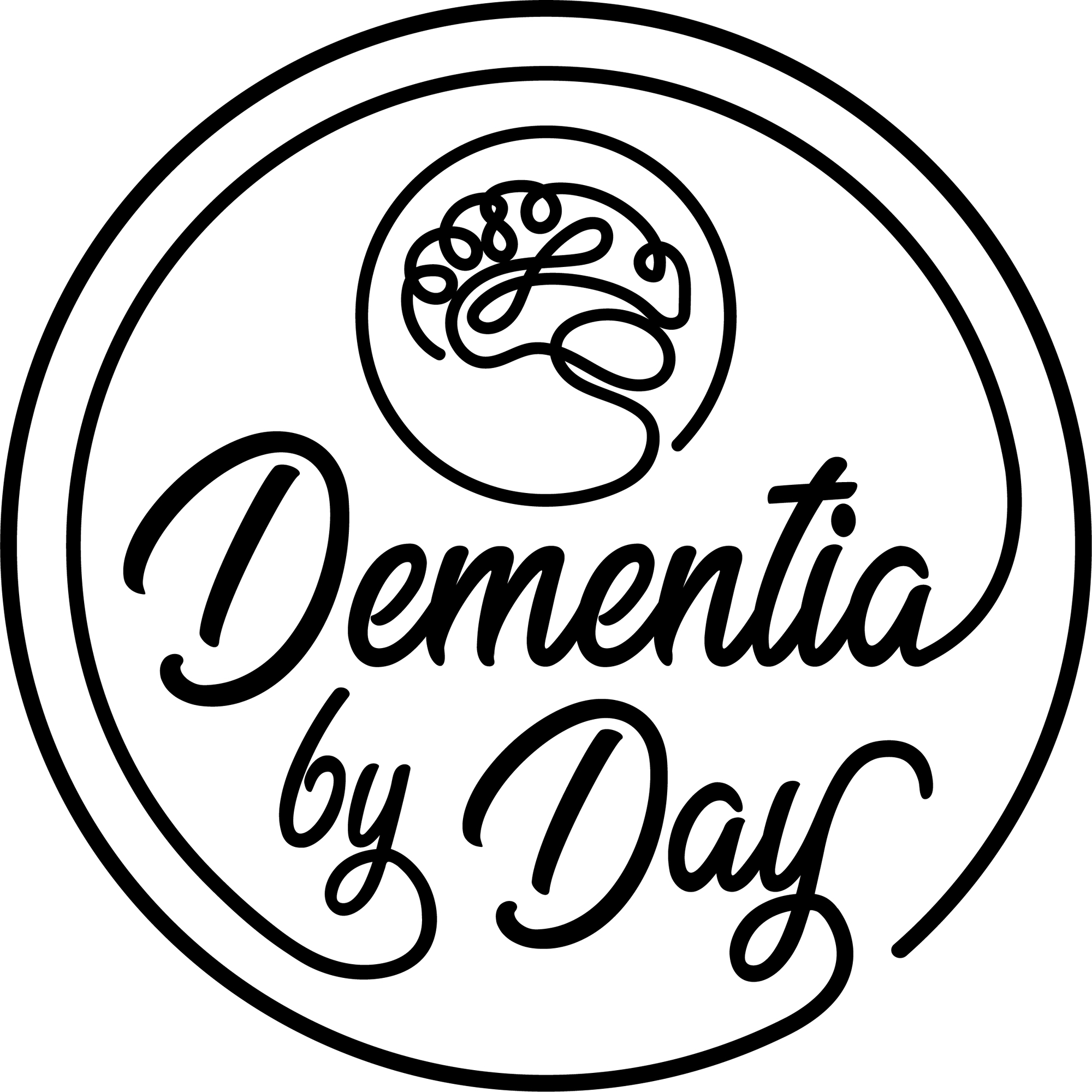 Dementia By Day show art