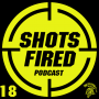 Artwork for Shots Fired Episode 18: Drop Your Socks And Grab your Glocks gun Grabbers Are Coming. The Cali Bar