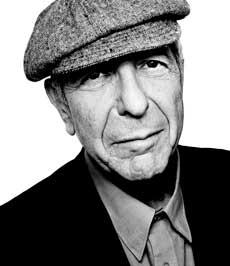 Leonard Cohen R.I.P.