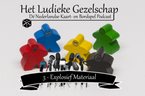 HLG 3: Explosief Materiaal