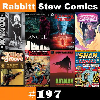 Rabbitt Stew Comics   Libsyn Directory
