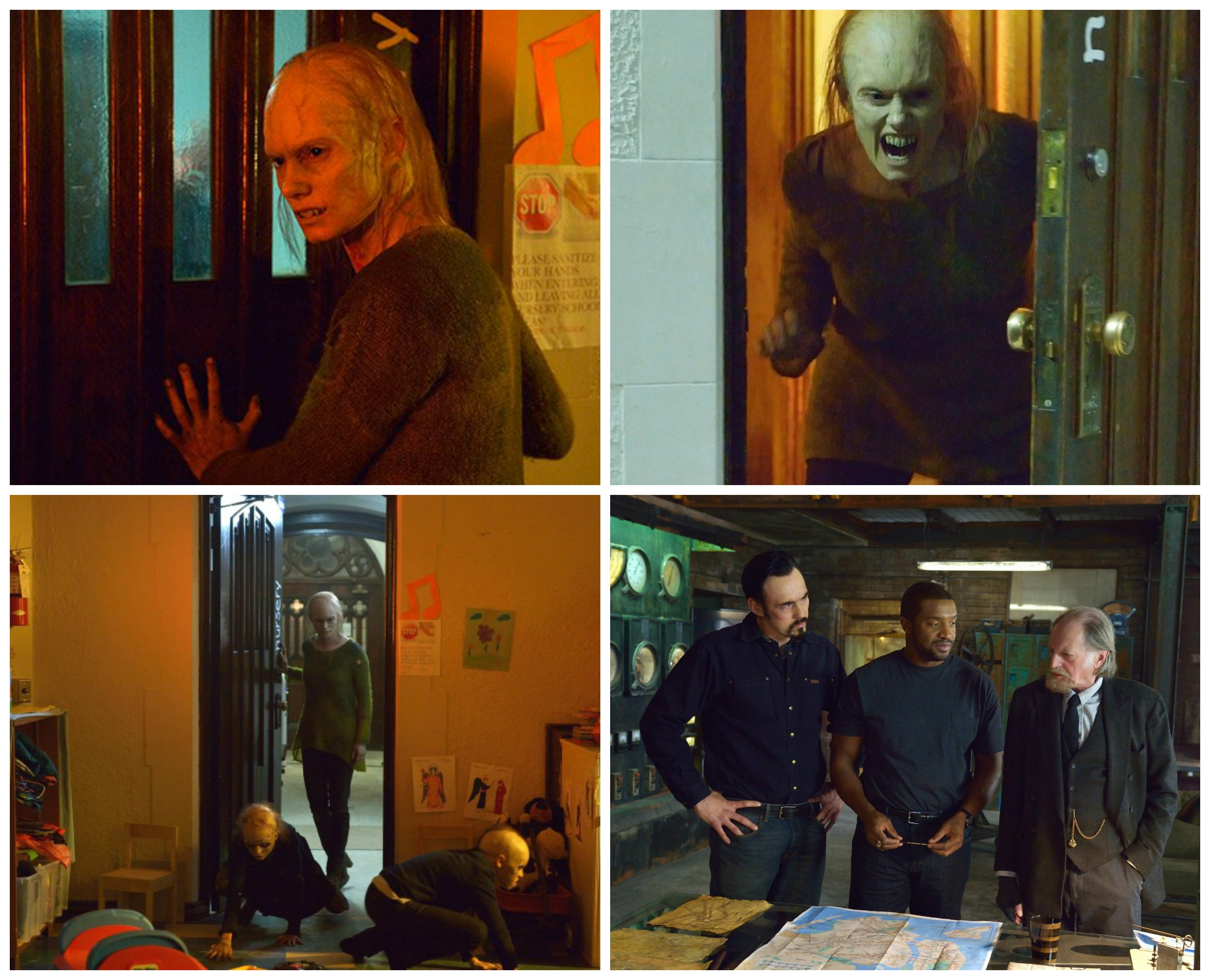 Episode 260: The Strain - S2E6 - Identity