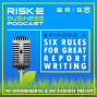 Artwork for Six Rules for Great Technical Report Writing