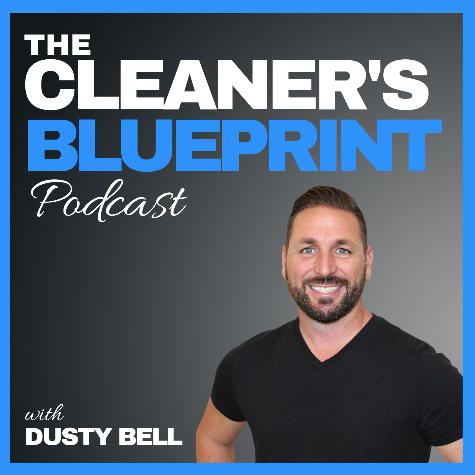 The Cleaner's Blueprint show art