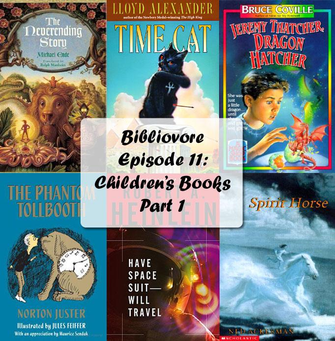 Episode 11 - Children's Books