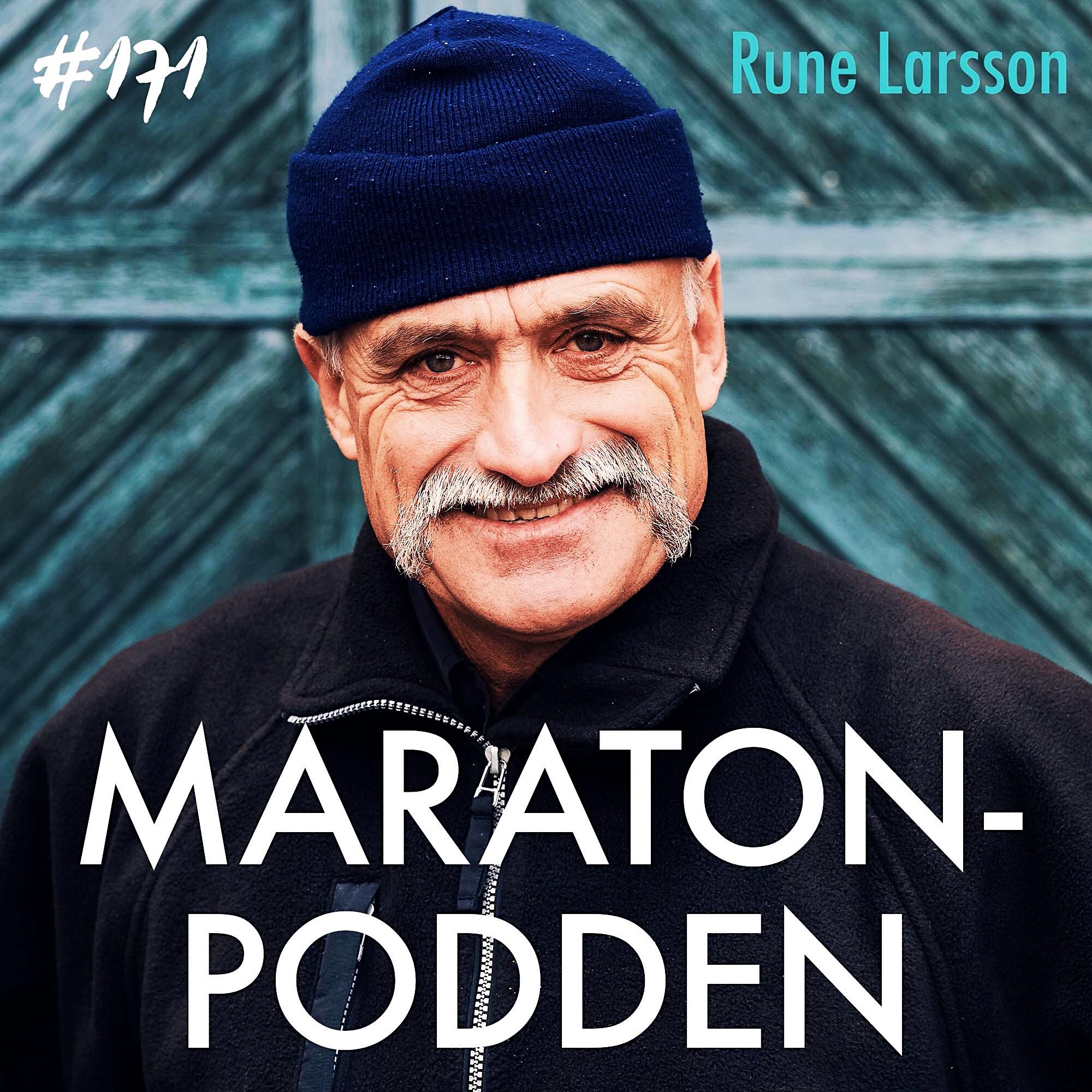 #171: Rune Larsson, superskorna, ultraanekdoter och kärleken till löpning